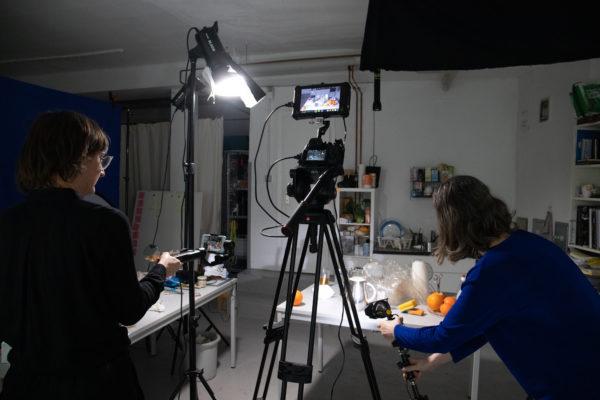 Eva Meyer-Keller & Sara Wendt/Teetanz/Workshop & Video