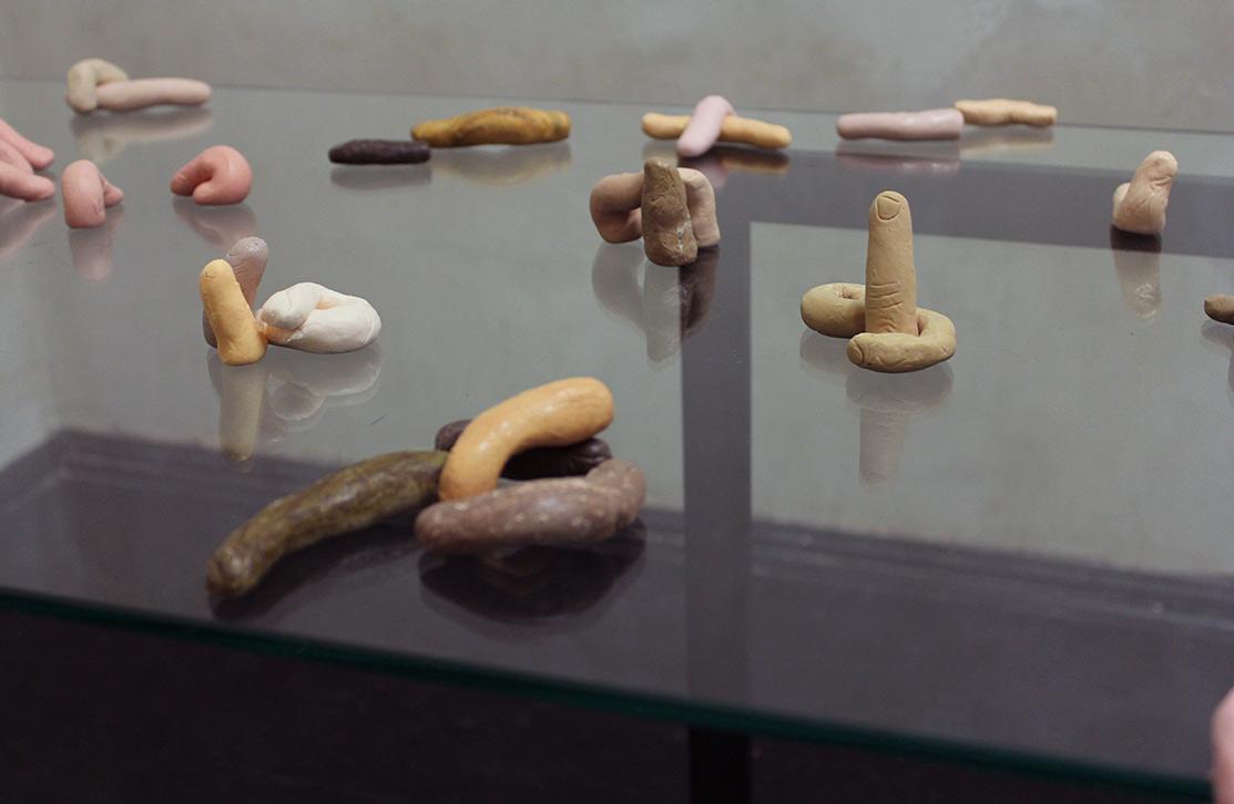 Digits/ Installation/ Maika Saworski & Sara Wendt