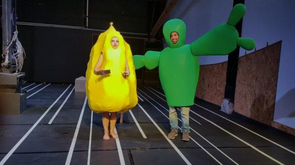 Kotz Ba/ Costume/ Sara Wendt