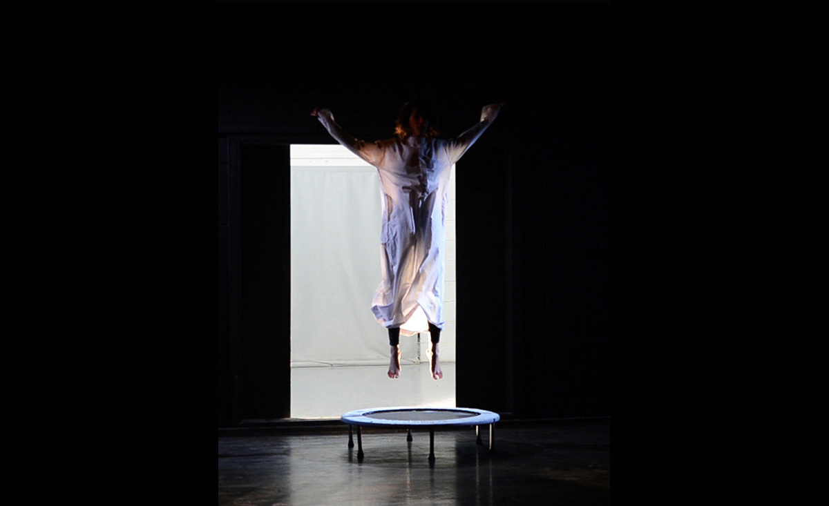 UP/ Performance/ Sara Wendt