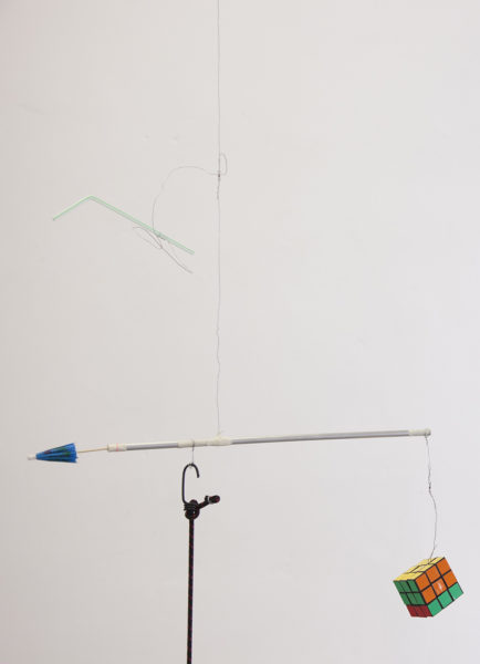 Scratch My Back and I'll Scratch Yours/ Installation/ Maika Saworski & Sara Wendt